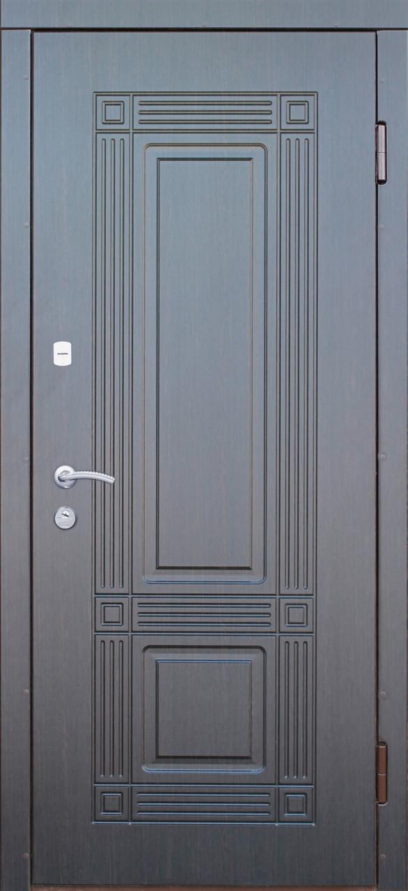 """Сталеві вхідні двері """"Порталу"""" (серія Еліт) ― модель Прем'єр"""