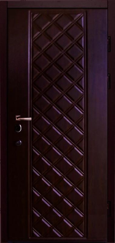 """Стальные входные двери """"Портала"""" (серия Элит) ― модель Мадрид"""