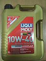 Полусинтетическое моторное масло LIQUI MOLYDieselLeichtlauf 10W-40 5л. - производства Германии