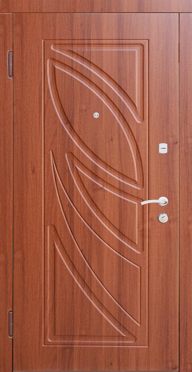 """Вхідні двері """"Порталу"""" (серія Преміум) ― модель Пальміра"""