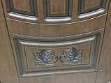 """Входная дверь """"Портала"""" (Премиум) ― модель АМ7 Patina, фото 4"""