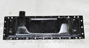 Бак радиатора МТЗ нижний (пластик)