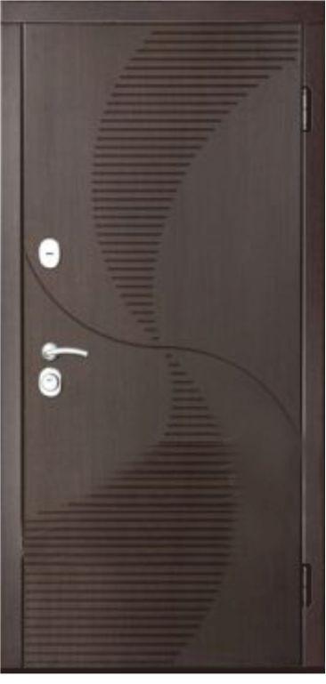 """Входная дверь """"Портала"""" (серия Люкс) ― модель Торнадо"""
