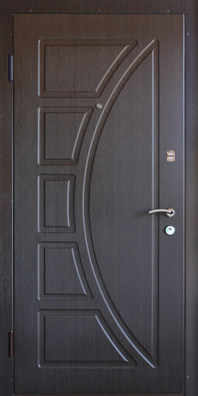 """Входная дверь """"Портала"""" (серия Люкс) ― модель Сфера"""