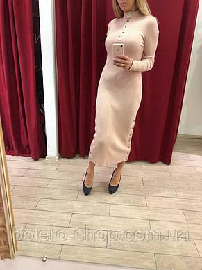 Платье трикотажное  Италия  , фото 2