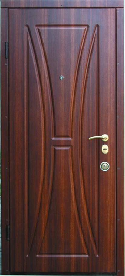 """Вхідні двері """"Порталу"""" (серія Люкс) ― модель Наталі"""