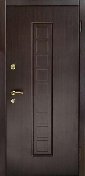 """Входная дверь """"Портала"""" (серия Люкс) ― модель Марсель"""