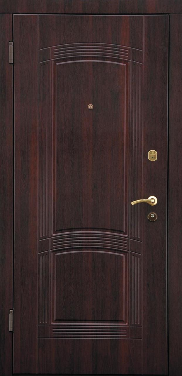 """Входная дверь """"Портала"""" (серия Люкс) ― модель Пассаж"""