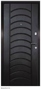 """Входная дверь с бесплатной доставкой """"Портала"""" (серия Комфорт) ― модель Бугатти"""