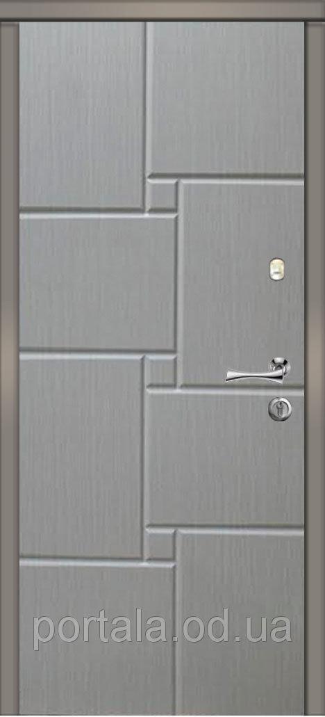 """Входная дверь """"Портала"""" (серия Комфорт) ― модель Техас"""