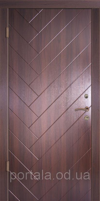 """Входная дверь """"Портала"""" (серия Комфорт) ― модель Ронда 2"""