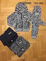 Трикотажный костюм 2 в 1 для мальчика оптом, Active Sport, 134-164 см,  № HZ-6382, фото 1