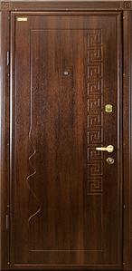 """Входная дверь """"Портала"""" (серия Комфорт) ― модель Родос"""