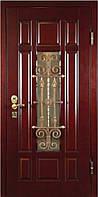 """Входная дверь """"Портала"""" (серия Премиум) ― модель M-4 Vinorit (3-D, патина), фото 1"""