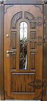 """Входная дверь """"Портала"""" (серия Премиум) ― модель Прага Vinorit (3-D, патина), фото 1"""