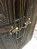 """Входная дверь """"Портала"""" (Premium) ― Монако АМ18 Vinorit*2 (3-D, патина), фото 6"""