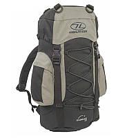 Туристический рюкзак Highlander Rambler 25 л Grey/Black (924207)