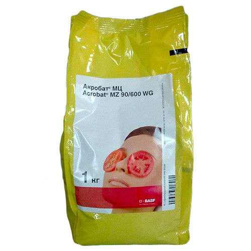 Фунгіцид Акробат® МЦ, в.г - 1 кг | BASF