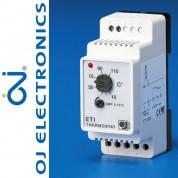Терморегулятор для защиты трубопроводов от замерзания ETI - 1551 OJ ELECTRONICS (Дания)