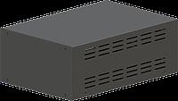 Корпус металлический, модель MB-16ECU-W220H120L325, RAL9005(Black textured), фото 1