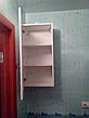 Шкаф навесной для ванной комнаты Базис 40-02 левый ПИК, фото 5