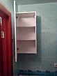 Шкаф навесной для ванной комнаты Базис 40-02 левый ПИК, фото 6