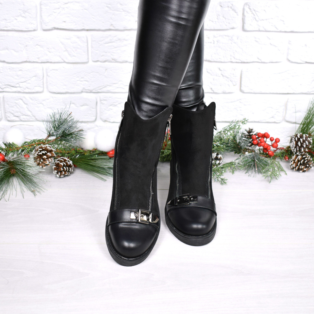 Ботинки женские Rock деми 4048, ботинки демисезонные  продажа, цена ... 181b6303a80