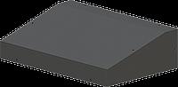 Металлический корпус для РЭА с наклонной панелью, модель MB-24ECU-W330H90L220, RAL9005(Black textured), фото 1