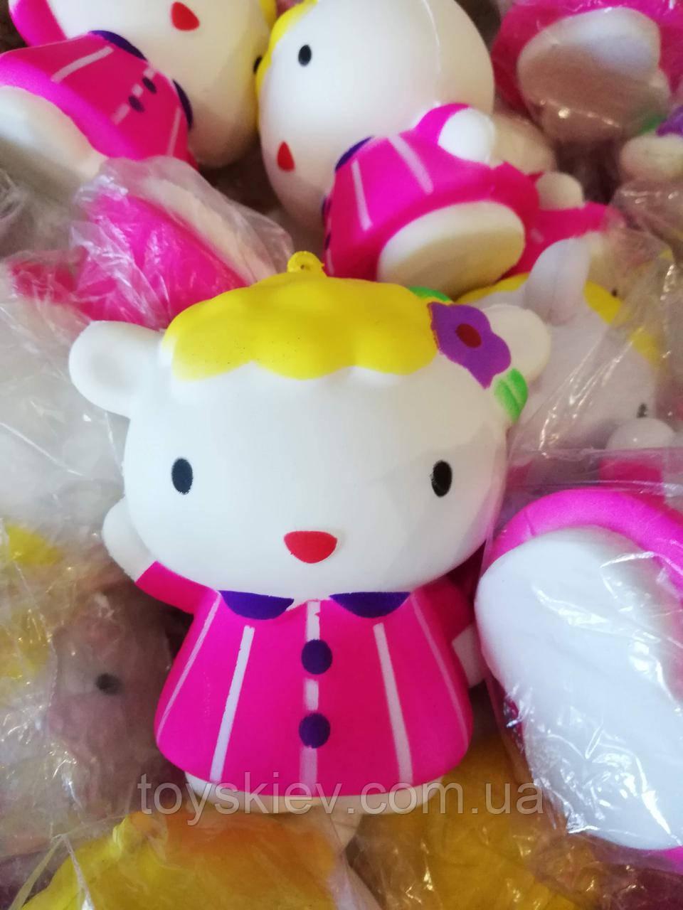 Сквиши SQUISHY куколка Сквиш Антистресс игрушка ароматная большая