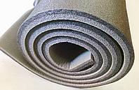 Каремат (коврик) туристический двуслойный серый 1900х550х12мм