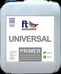 Укрепляющая грунтовка для фасада и интерьера FTP Universal Primer 10л