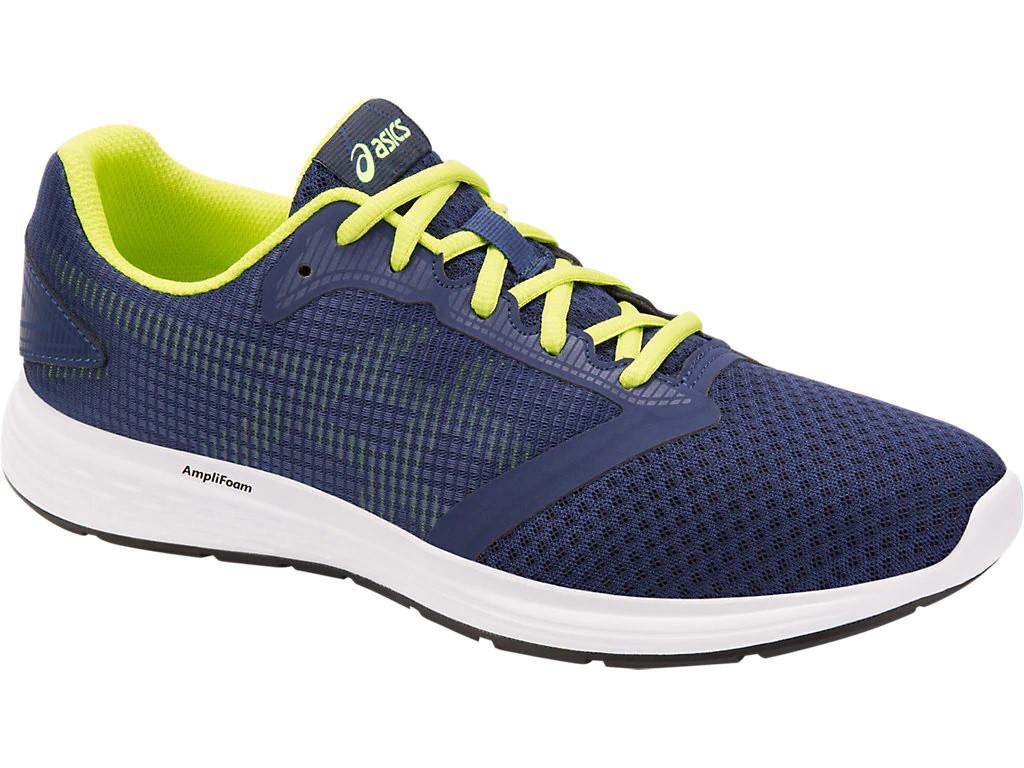 Беговые кроссовки ASICS PATRIOT 10 1011A131-400  продажа, цена в ... e6022242b90