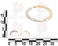 Півкільця валу колінчастого ВАЗ 2101 (Ремонт 2.5) (к-т 2шт)