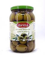 Оливки зеленые Baresa без косточки 540 г, фото 1