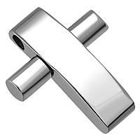 Кулон крестик 316 Steel