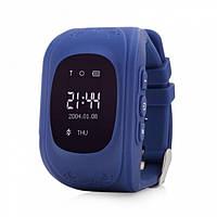 Детские умные часы Samtra Q50 с GPS темно-синие