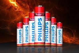 Батарейка Philips AAA PowerLife R03