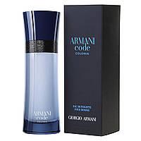 Мужская туалетная вода Giorgio Armani Armani Code Colonia (Армани Код Колония), 100 мл