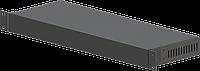 Корпус металлический RACK 1U, модель MB-1160vRCS-W430H44L160, RAL9005(Black textured), фото 1
