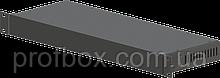 Корпус металевий Rack 1U, модель MB-1160vS (Ш483(432) Г162 В44) чорний, RAL9005(Black textured)
