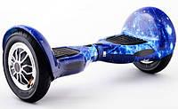 Гироборд Smart Balance Wheel Suv 10 + Mobile APP Синий Лед (20181116V-525)