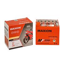 Мото аккумулятор GEL MAXION YTX 14-BS (12V, 12A)