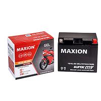 Мото аккумулятор GEL MAXION YB 16L-BS (12V, 19A)