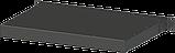 Корпус металевий Rack 1U, модель MB-1310SP (Ш483(432) Г312 В44) чорний, RAL9005(Black textured), фото 2