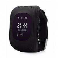 Детские умные часы Samtra Q50 с GPS черные