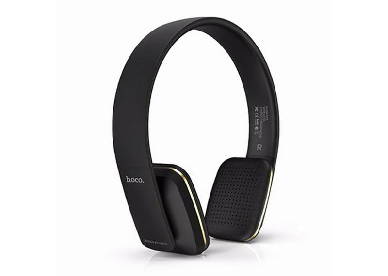 Беспроводные наушники bluetooth Hoco W9 Yinco Wireless Headphone Black