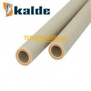 Полипропиленовая труба Kalde FIBER д.40 мм (труба для отопления, холодного и горячего водоснабжения)