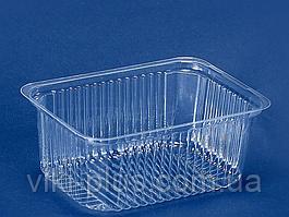 Лоток пластиковий 500мл ПС-160