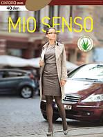 Практичные женские колготки Oxford ave.40 den от ТМ Mio Senso