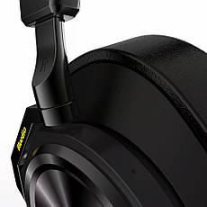 Беспроводные наушники (гарнитура) Bluedio T6 Active Black, фото 3